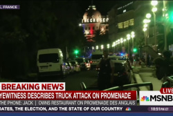 France terror witness details attack