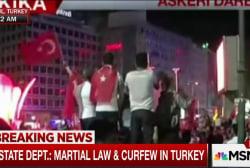 AP: Soldiers open fire on civilians in Turkey