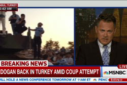 Former Turkish PM: 'This coup attempt will...