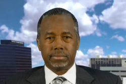 Ben Carson on Trump's VP pick, RNC speech