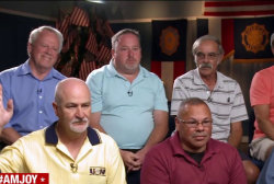 Ohio steelworkers on 2016 election