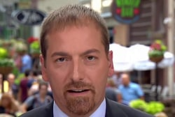 Chuck Todd on Obama's reaction to Baton...