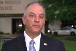 'Gut-wrenching day' for state: Louisiana gov.