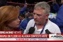RNC trips over rules, Alaska objections