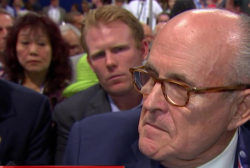 Giuliani blasts Hillary Clinton at RNC