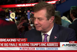 Manafort on Trump's path to the White House