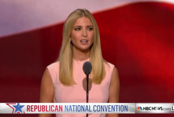 Ivanka Trump reaches out to working mothers