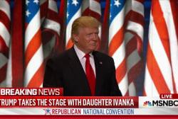 Donald Trump accepts Republican nomination