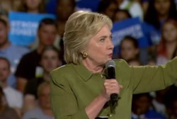 Clinton: RNC was 'perversely flattering'