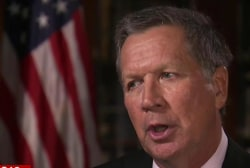 Kasich: 'I take no joy' in not endorsing...