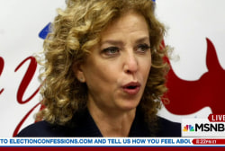 Debbie Wasserman Schultz out as DNC chair