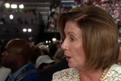 Pelosi: Dems already unified by their values