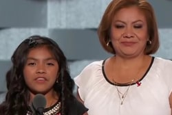 Powerful story of 11 year-old who spoke at...