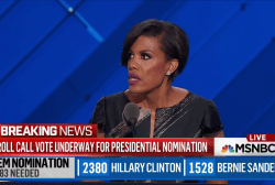 Matthews: Clinton nom 'news of the year'