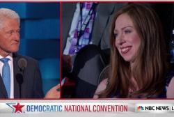 Bill Clinton calls Hillary the 'best...
