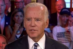 Biden says he has no regrets about 2016