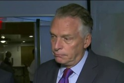 McAuliffe on Clinton's position on TPP deal