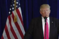 Rep.: Trump comments border on treason
