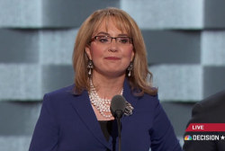 Gabby Giffords: 'Strong women get things...