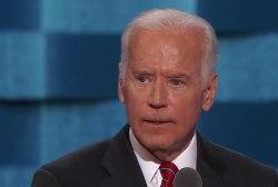 Joe Biden's full speech at the DNC
