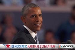 Watch President Obama's Full Speech