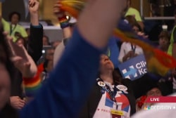 Sarah McBride: 'LGBTQ people are still...