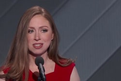 Chelsea Clinton reflects on Hillary's 1994...