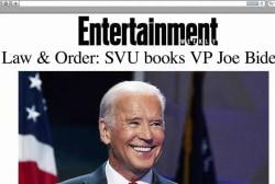 Get ready for 'Law & Order' Joe Biden