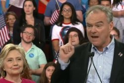 Kaine: Clinton will 'get things done'