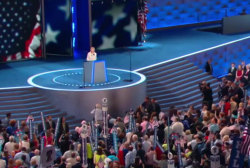 Mixed emotions for RNC and DNC Conventions