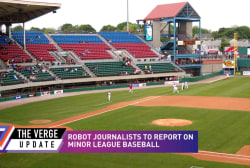 Robot journalists to report on minor...