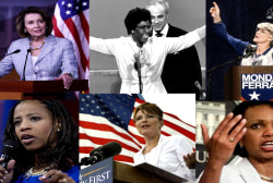 Powerful women who paved the way for...