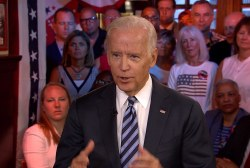 Biden: Trump not learning about foreign...