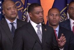 Rep.: 'Racism is alive and well in America'