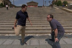 MSNBC's Steve Kornacki visits the 'Rocky...