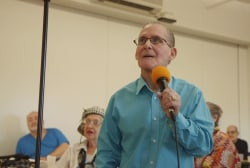 LGBT elders find their voice in karaoke