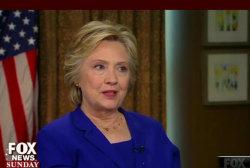 Clinton email comment confounds MJ panel