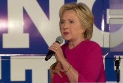 Trump, Clinton fight on in the Rust Belt