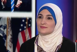 Muslim women 'outraged' over Trump's comments