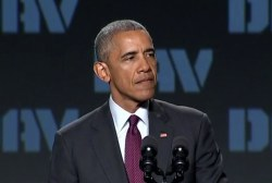 Obama tired of 'trash-talking' against troops