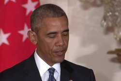 Obama: I'm a strong supporter of the TPP...