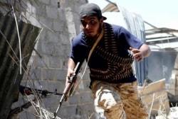 Airstrikes Renew Libya Debate