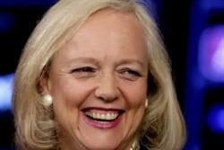 GOP CEO Whitman will endorse Clinton
