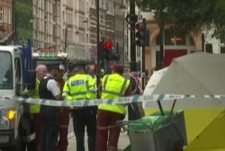 Teen arrested for deadly London knife attack