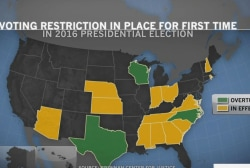 How voter ID laws will affect Election Day