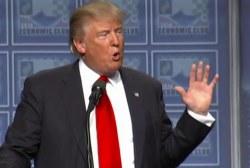 Trump Turns Focus on Economy