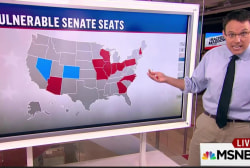 Democrats see path to retaking the Senate