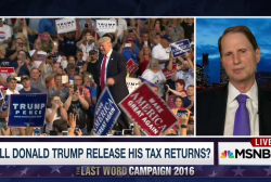 Senator to Trump: Release your tax returns