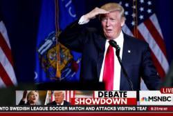 Who will play Trump in debate prep?