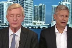 Gary Johnson: Good chance we'll make debates
